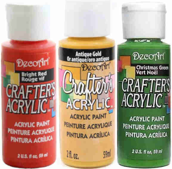 Crafter's  Acrylic Paint 59ml