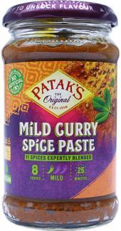 Patak's Mild Curry  Paste