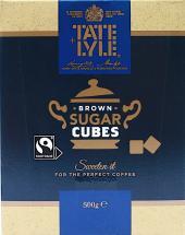 Tate Lyle brown sugar cubes 500g